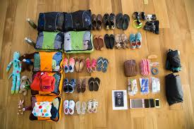how to pack for a family vacation wendy perrin