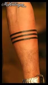 37 best forearm band tattoo designs images on pinterest