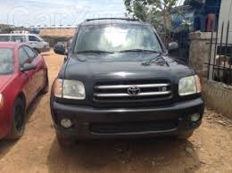 2002 toyota sequoia limited for sale used 2002 toyota sequoia limited car for sale 68 000 ghs