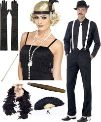 zoot suit costume classic gangster themed fancy dress costume