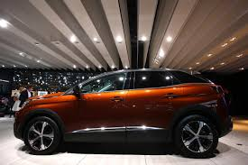 peugeot 3008 interior peugeot 3008 gt combines concept interior with hatch engine