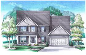 seville 2 story floor plan home for sale central ohio