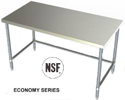 Stainless Desk Benches Work Tables Stainless Steel Benches Stainless Steel