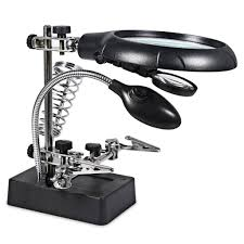 Best Home Office Furniture by Led Desk Lamp With Magnifying Glass Best Home Office Furniture