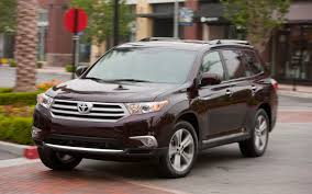 toyota new suv car 2014 toyota highlander toyota s redesigned hybrid suv to debut in