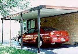 attached carport mobilehomeadvantage com attached w panel carports
