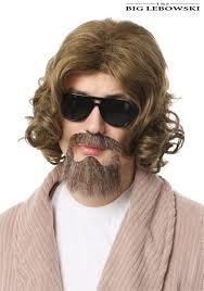 maude lebowski halloween costume big lebowski the dude wig and beard kit