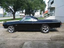 el camino 1972 chevrolet el camino for sale on classiccars com