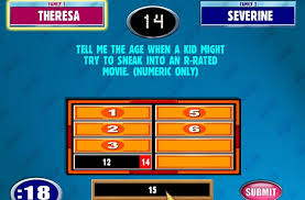 family feud powerpoint template free download 1 professional