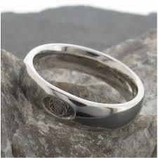 scottish wedding rings scottish wedding ring in 9ct white gold gretna green wedding rings