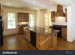 mid century kitchen cabinets kitchen engaging black appliances maple cabinets mid century
