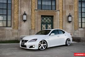 2012 lexus is 250 custom vossen wheels lexus is vossen cv3r