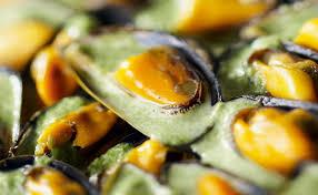cuisiner la salicorne moules de bouchot à la salicorne