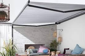 Lifestyle Awnings Semi Cassette Awnings Markilux