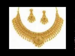 gold jewellery designs
