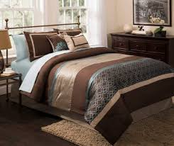 Brown And Blue Bed Sets Bedding For The Home Big Lots