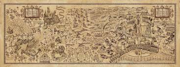 Narnia Map The Future Mapping Company Our Favourite Fictional Maps