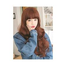 popular hair colour for korean shop korean beauty fashion wigs wig care products pinkyparadise