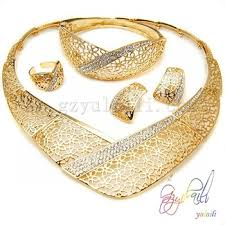 wedding jewellery sets gold bridal jewellery party dress jewellery sets high quality