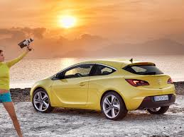 opel yellow opel astra gtc 2012 picture 64 of 115