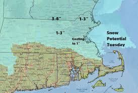 forecast snow sleet and rain on tap for tuesday wbur news