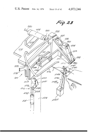 patent us4073246 pleating machine google patents