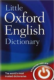 Oxford Dictionary Oxford Dictionary 9780198614388