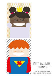 cool kids easy printable halloween treats night owl blog
