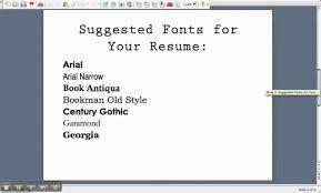 Best Fonts Resume by Resume Fonts Fonts For Resumes Sans Serif Font Resume Best Fonts