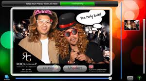 hollywood photo booth layout photo booth la mega photo booth rockstar photo events youtube