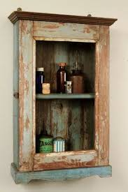 reclaimed wood wall cabinet reserved for lisa 2 2 vintage metal corner bathroom cabinet with