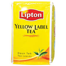 Teh Lipton everydaymy beverages