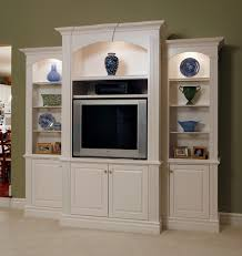 Home Entertainment Design Nyc Entertainment Center With Decorative Shelving Traditional