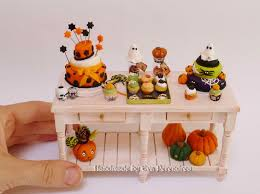 1178 best 1 dollhouse holiday halloween images on pinterest
