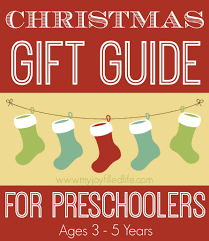 christmas gift guide for preschoolers my joy filled life