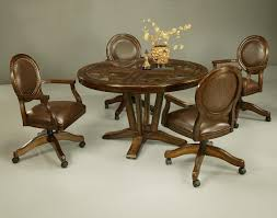 dining room chairs with rollers about gallery and kitchen table