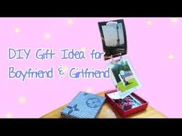 simple gift idea for boyfriend photo chain diy