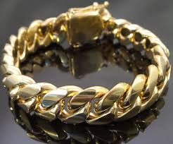 links jewelry bracelet images 14k cuban link bracelet ebay jpg