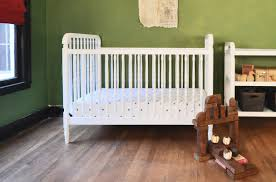White Nursery Decor by Bedroom Interesting Nursery Design With Cozy Jenny Lind Crib