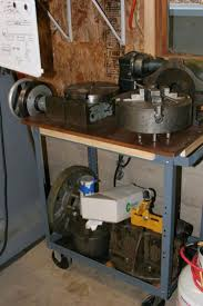 harbor freight rotary table vise or milling accessories storage
