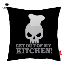 Chef Kitchen Decor by Online Buy Wholesale Black Chef Kitchen Decor From China Black