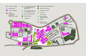 Phoenix College Campus Map by Pc Location Maps By Campus Sheffield Hallam University