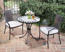 Wrought Iron Mesh Patio Furniture by Furniture Wrought Iron Patio Furniture For Best Material Outdoor