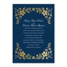 Navy Blue Wedding Invitations Blue Wedding Invitations Invitations By Dawn