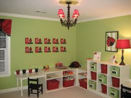 home sweet home adorable playroom apple green u0026 cherry red