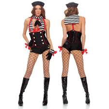 Halloween Costumes Lingerie Sailor Halloween Costumes Fantasy Island Odgirl