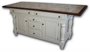 roseburg island with five drawers and two doors from dutchcrafters