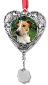 remembrance dog tags dog remembrance photo ornament