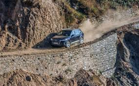 Audi Q7 Off Road - all new 2016 audi q7 typ 4m vs bmw x5 f15 ford endeavour and