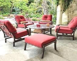 Patio Chairs With Cushions Unique 50 Patio Chair Cushions Design Bench Ideas